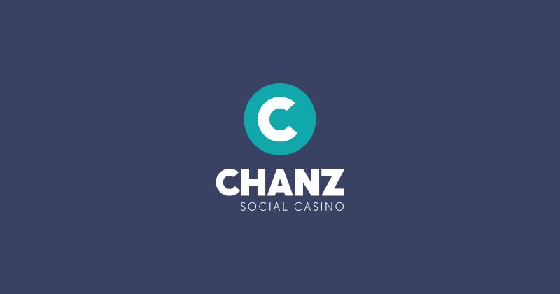 Chanz kasiino annab esimesel sissemaksel 100% kuni €100 boonust ning 50 tasuta spinni. Lisaks järgmise kolme sissemaksega veel 250 tasuta spinni.