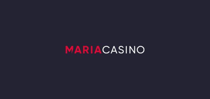 Maria Casino boonus – liitumisel 100 jackpoti spinni ja €100 boonust